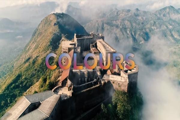 Jason Derulo Colours Video