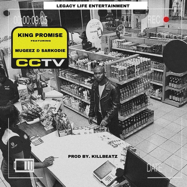 King Promise CCTV Artwork