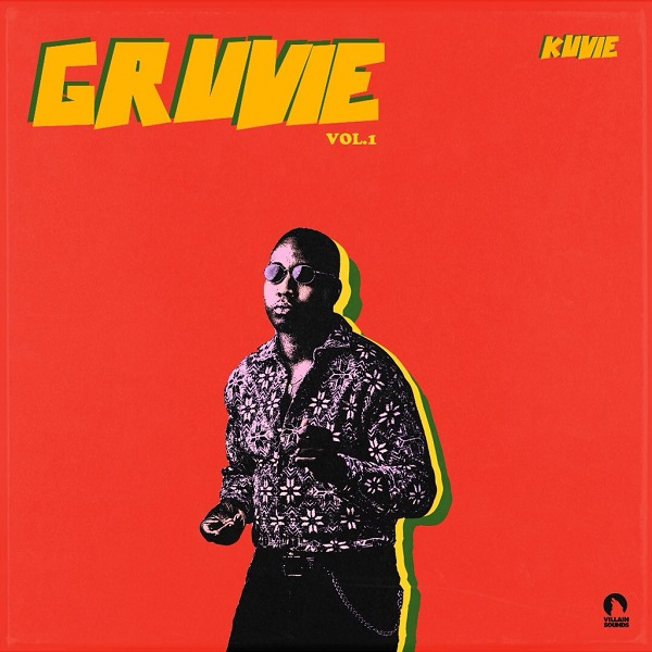 Kuvie Gruvie Vol. 1 EP Artwork