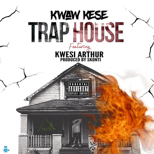 Kwaw Kese Trap House Artwork