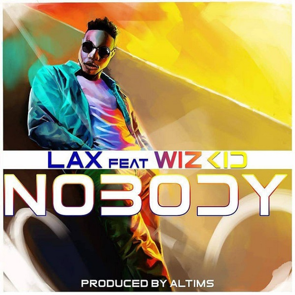 L.A.X Nobody Artwork