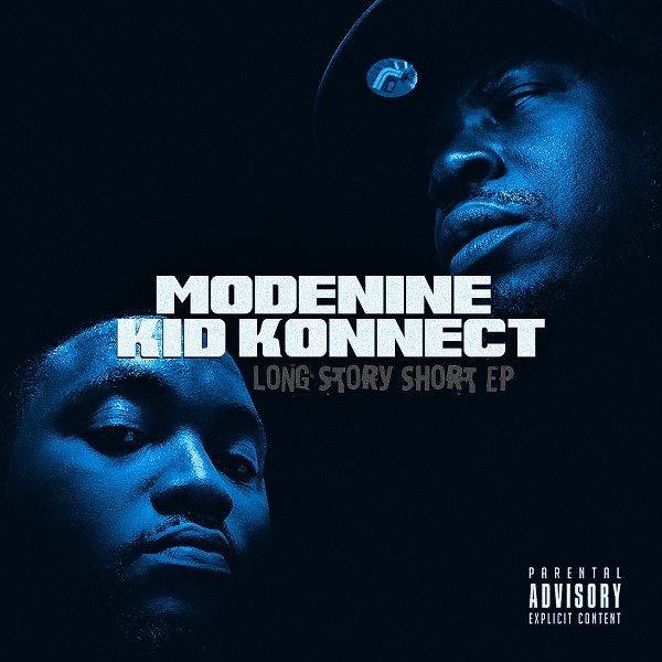 Modenine & Kid Konnect Long Story Short (EP) Artwork