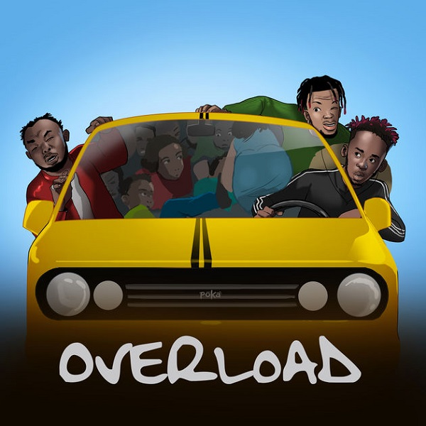 Mr Eazi Overload Artwork
