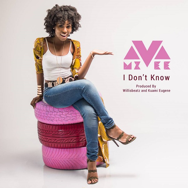 MzVee I Don't Know Artwork