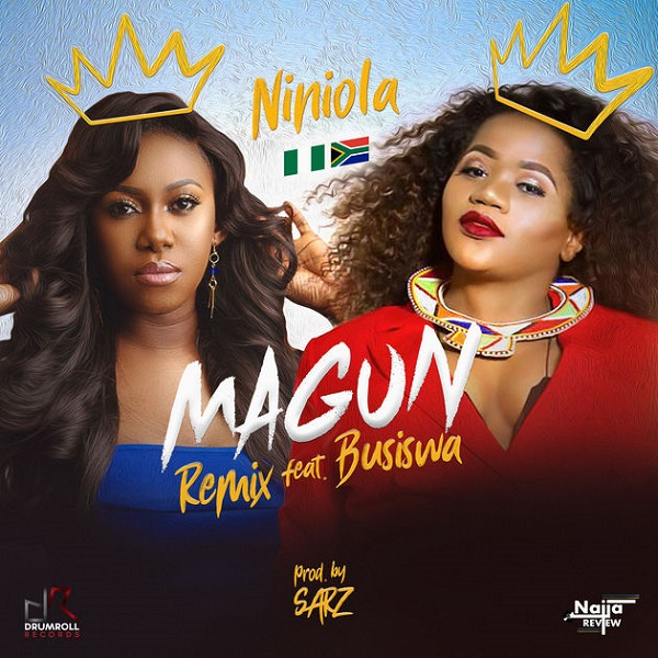 Niniola Magun (Remix) Artwork