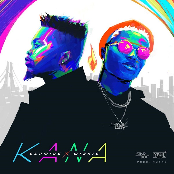Olamide Kana Artwork