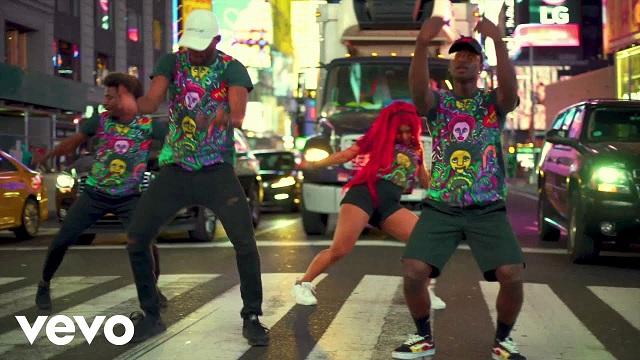 Olamide Kana Dance Video