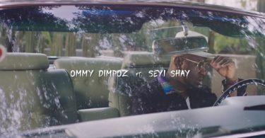 Ommy Dimpoz Yanje Video