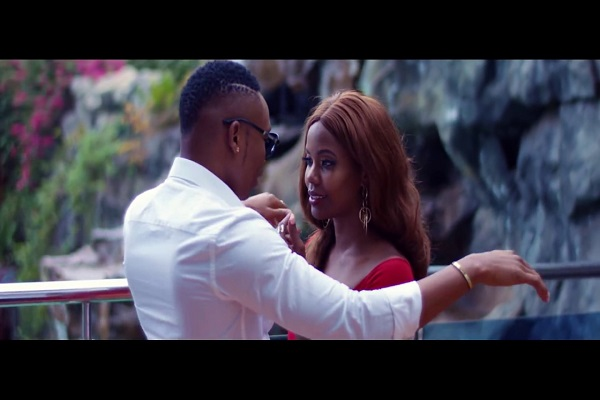 Otile Brown & Sanaipei Tande Chaguo La Moyo Video