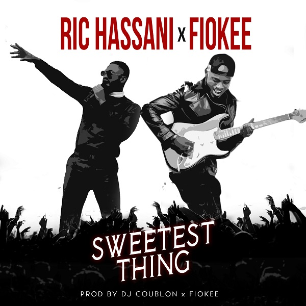 Ric Hassani & Fiokee Sweetest Thing Artwork