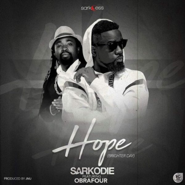 Sarkodie Hope (Brighter Day) Artwork