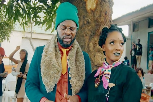 Simi & Falz Foreign Video
