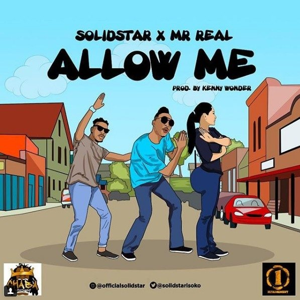 Solidstar Allow Me