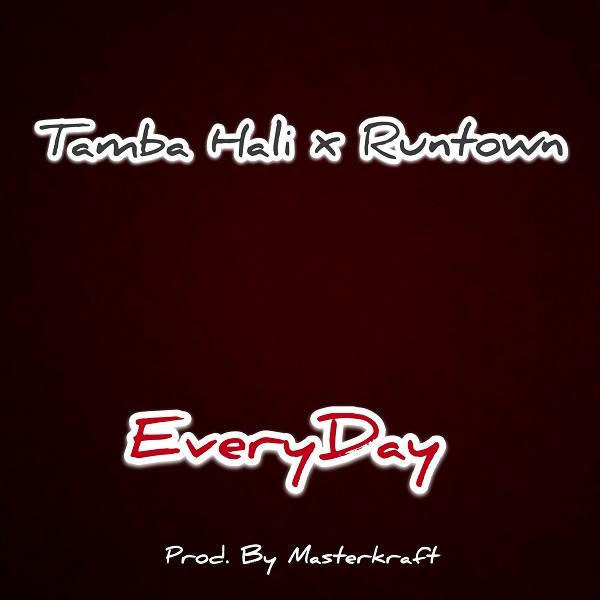 Tamba Hali & Runtown Everyday Artwork