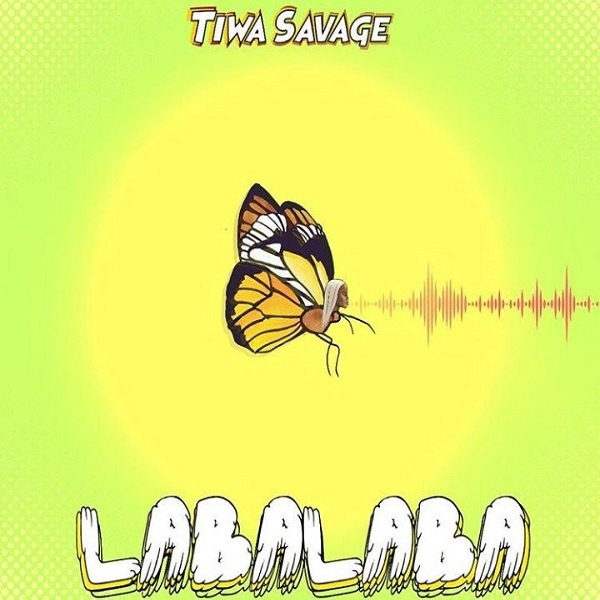 Tiwa Savage Labalaba Artwork