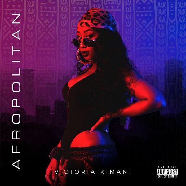 Victoria Kimani Afropolitan Album Artwork
