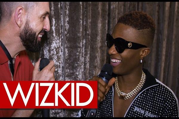 Wizkid on Tim Westwood TV Video