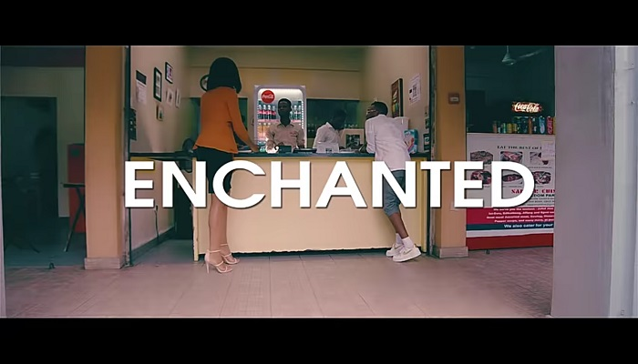 Ajura Enchanted Video