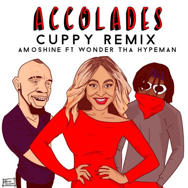 Amoshine Accolades (Cuppy Remix) Artwork