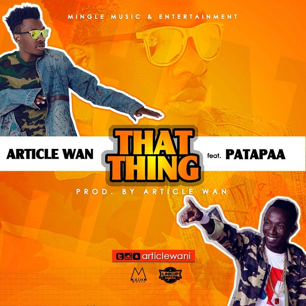 Article Wan That Thing Artwork