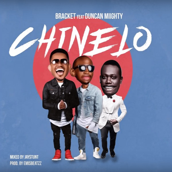 Bracket Chinelo Artwork