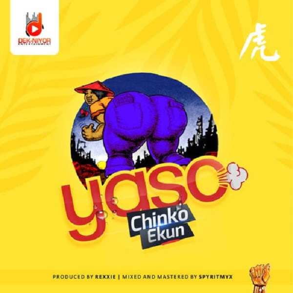 Chinko Ekun Yaso Artwork