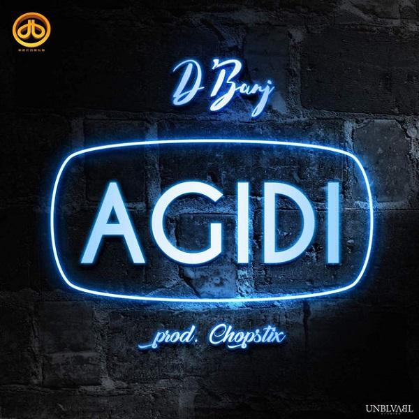 D'Banj Agidi Artwork