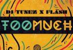 DJ Tunez & Flash Too Much Artwork