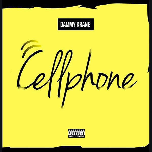 Dammy Krane Cellphone Artwork