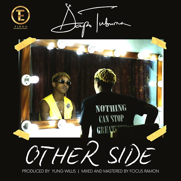 Dapo Tuburna Other Side Artwork