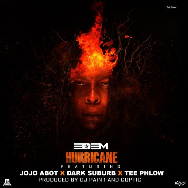 Edem Hurricane Artwork