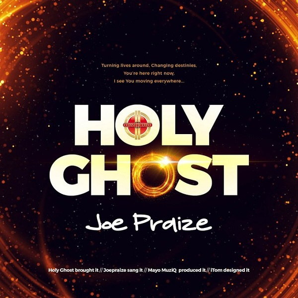Joe Praize Holy Ghost Artwork
