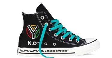 K.O Waya Waya Artwork
