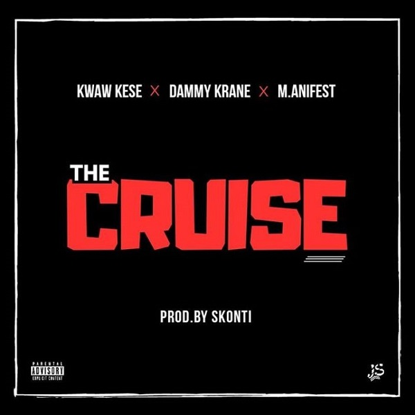 Kwaw Kese The Cruise Artwork