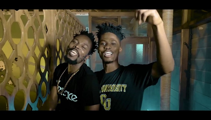 Kwaw Kese Trap House Video