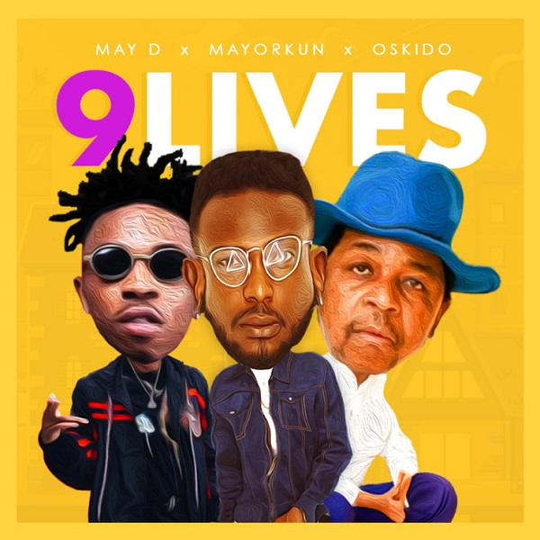 May D 9 Lives Artwork