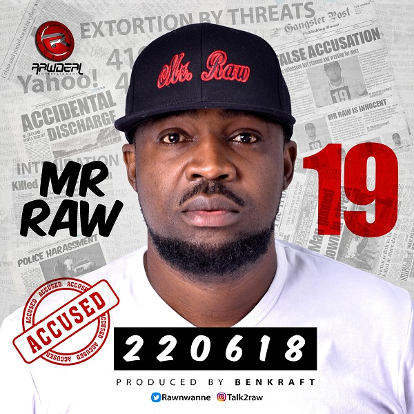 Mr Raw 19 Artwork