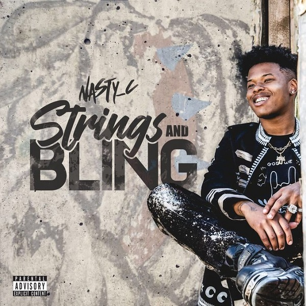 Nasty C Strings and Bling Album Artwork