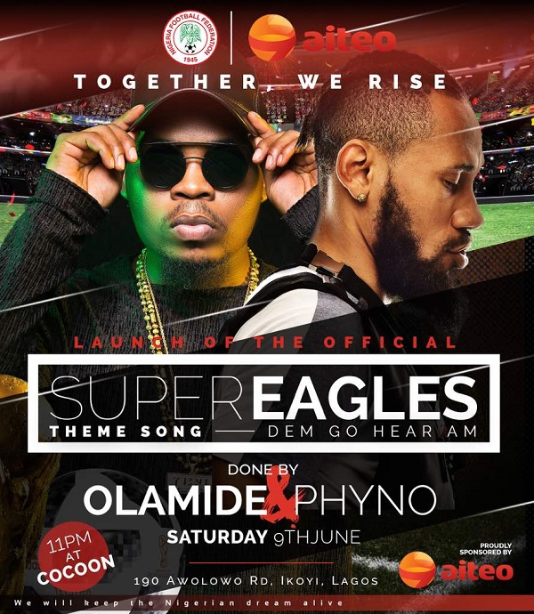 Olamide & Phyno - Road 2 Russia (Dem Go Hear Am)