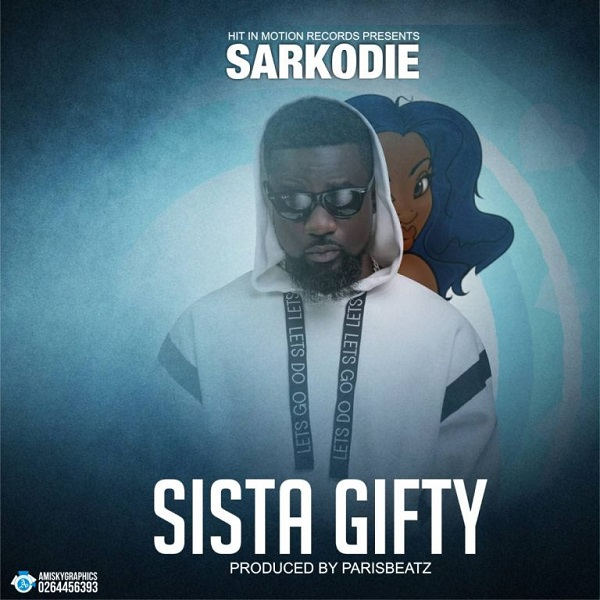 Sarkodie Sista Gifty Artwork