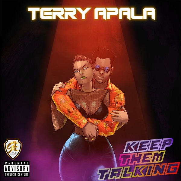 Terry Apala Keep Them Talking Artwork