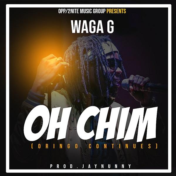 Waga G Oh Chim (Oringo Continues) Artwork