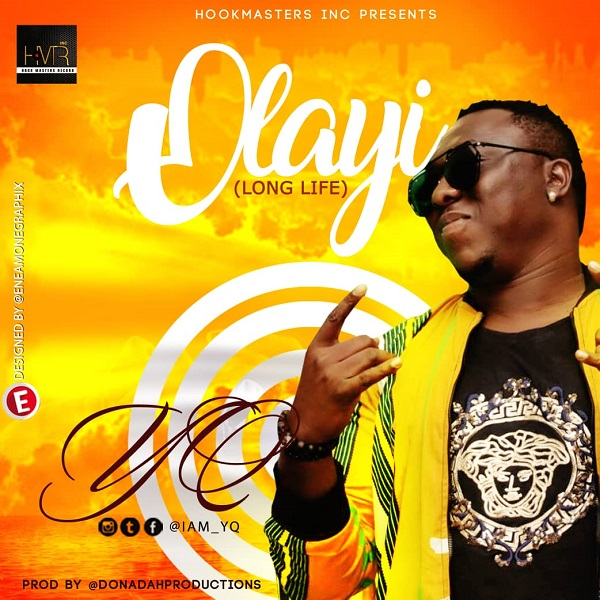YQ Olayi (Long Life) Artwork