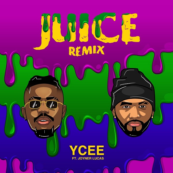 Ycee Juice (Remix) Artwork