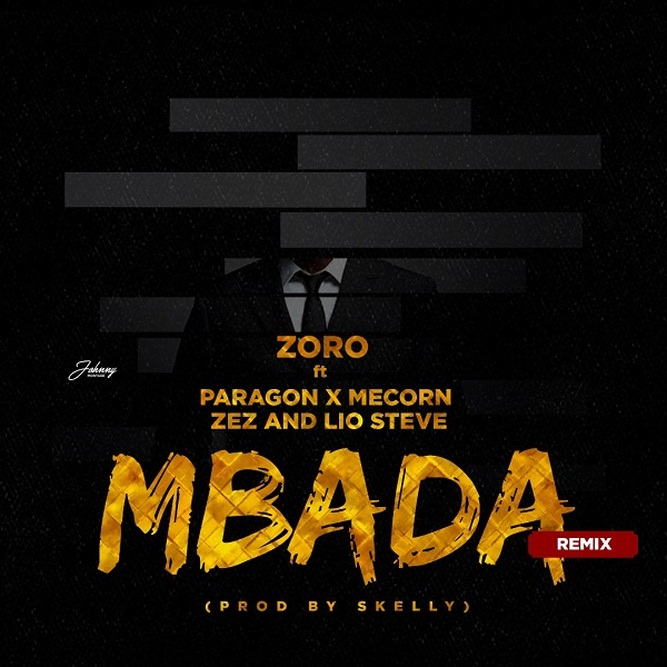 Zoro Mbada (Remix) Artwork