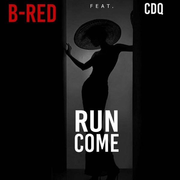 B-Red Run Come Artwork