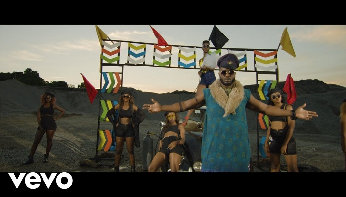 Bebe Cool Batidemu Video