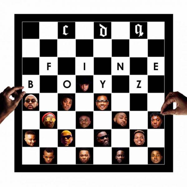 CDQ Fine Boyz Artwork