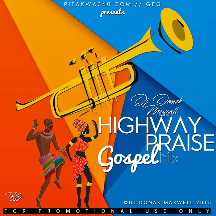 Image of DJ Donak – Highway Praise (Gospel Mix)