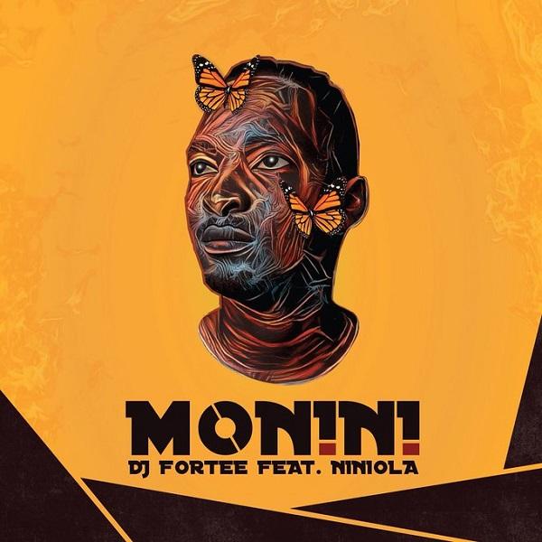 DJ Fortee Monini Artwork